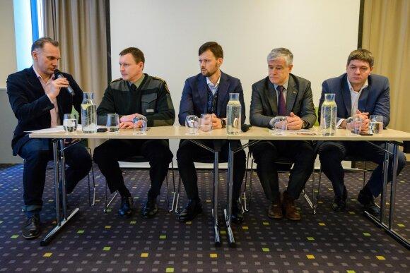 Nacionalinės tabako gamintojų asociacijos suorganizuota konferencija