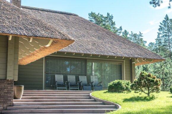 Šiuolaikiškas požiūris į tradicinius medienos namus