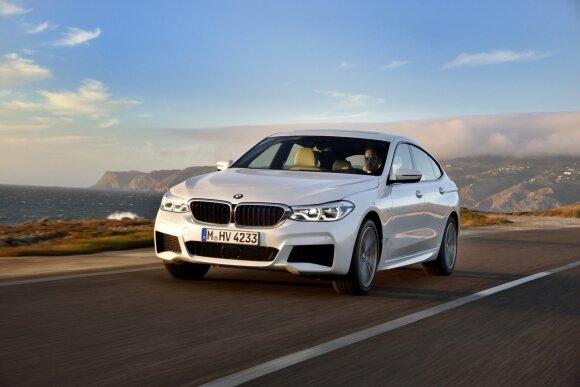 """""""BMW 6 Gran Turismo"""""""