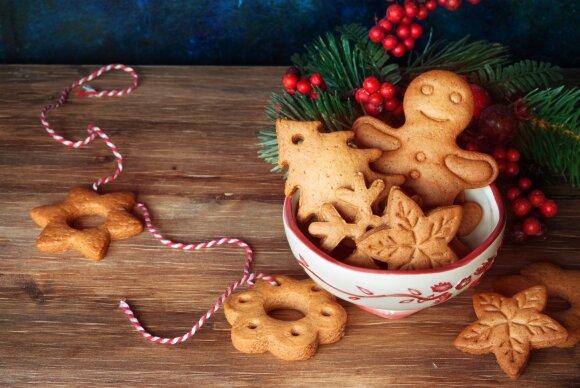 10 kalėdinių patiekalų, kurie atneš laimę ir ramybę į jūsų namus