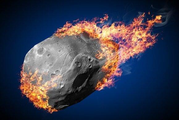 Vienintelei išgyvenusiai po meteorito smūgio moteriai likimas buvo negailestingas