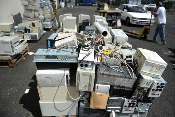 Elektroninės atliekos