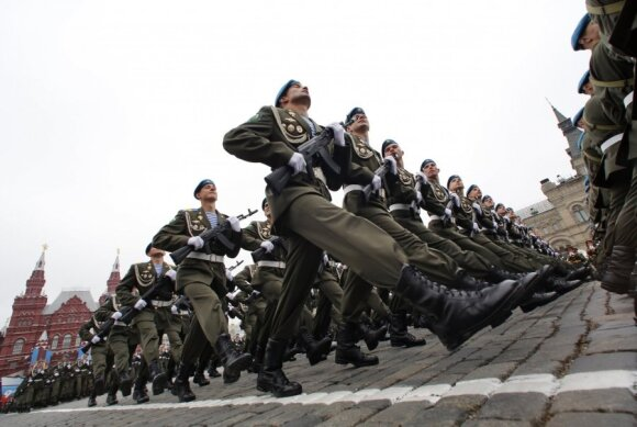 The Kremlin's view: why Baltic countries now pose a threat to Russia