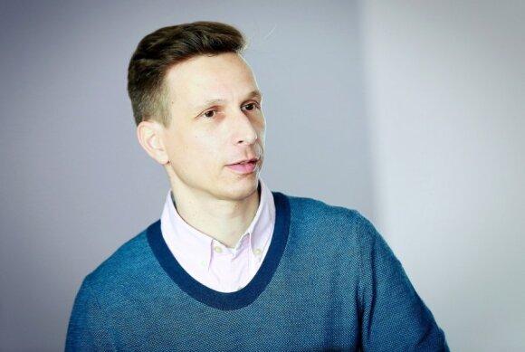 Profesorius Kai Uwe Schmittas