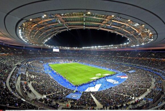 """Paryžiaus """"Stade De France"""" stadionas"""