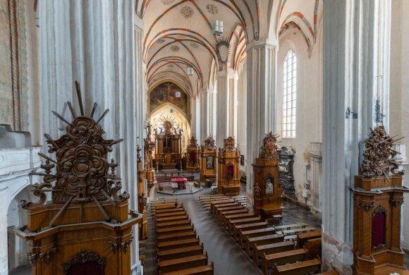 Vilniaus Šv. Pranciškaus Asyžiečio bažnycia