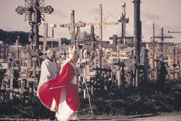 Vilija Aleknaitė-Abramikienė. Baltasis popiežius