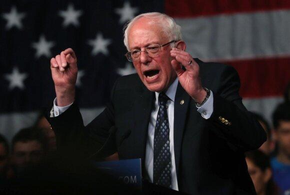 Bernie Sandersas
