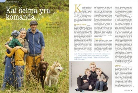 Išskirtinis fotoreportažas iš gimdymo – TAVO VAIKO žurnale