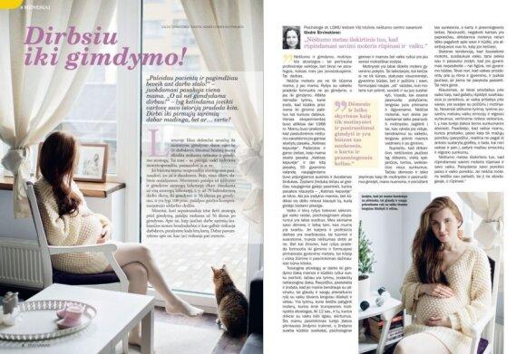 Agnė Jagelavičiūtė-Volkienė: noriu apie jį pasakoti!