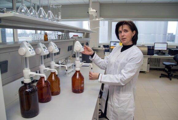 Pasak laboratorijos viršininkės Loretos Golubovienės, jau pasirengta atlikti žaliavos ir produktų kokybės tyrimus