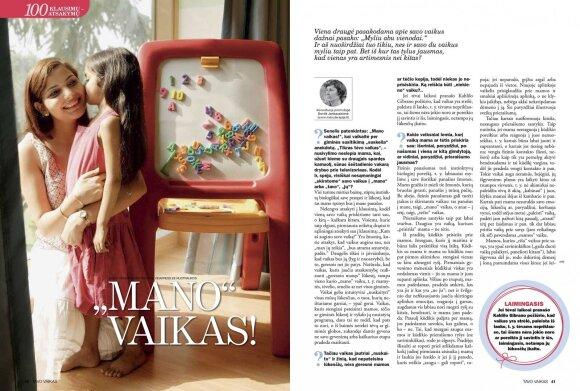 Katažina Zvonkuvienė: mano planus stipriai keičia nėštumas