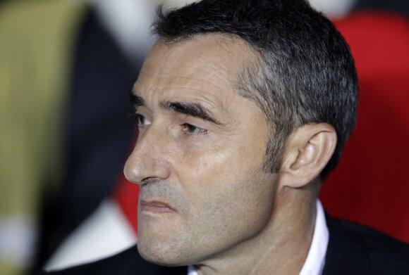 """Barcelona"" strategas Ernesto Valverde"