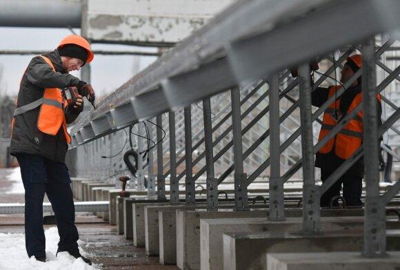 Leonidas Beršidskis. Rytų Europa maitinasi mažėjančia Ukraina