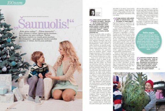 Gabija Vitkevičiūtė: motinystė - tai laikas, kurį reikia išlaukti