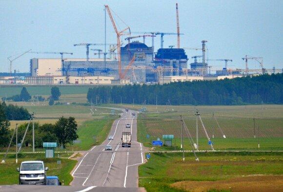 Paleidus Astravo AE, Baltarusijai teks konservuoti kitas elektrines