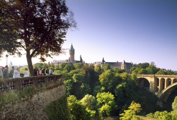 Iš Panevėžio kilusi mokslininkė darbus tęsia Liuksemburge: čia žmonės atvažiuoja dirbti ir draugų neieško