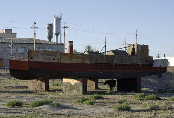 Išdrįso apsilankyti sovietų apleistoje saloje: kartu keliavęs ekspertas mane mirtinai išgąsdino
