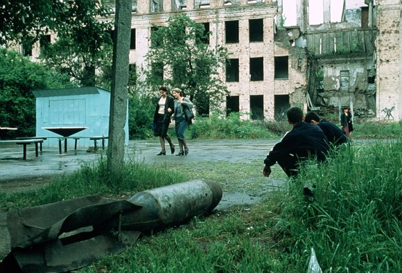 Pirmasis Čečėnijos karas