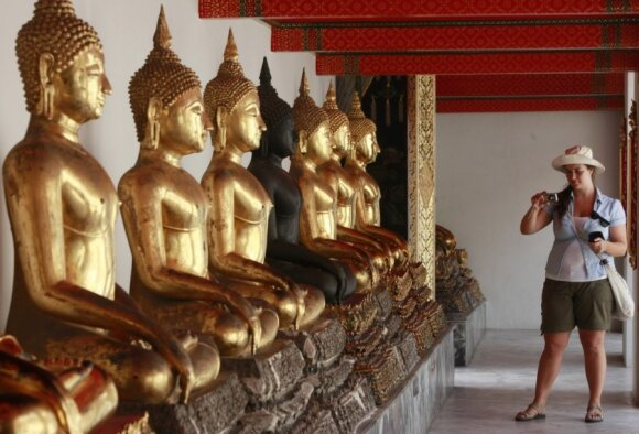 Populiariausi turistų lankomi objektai pasaulyje