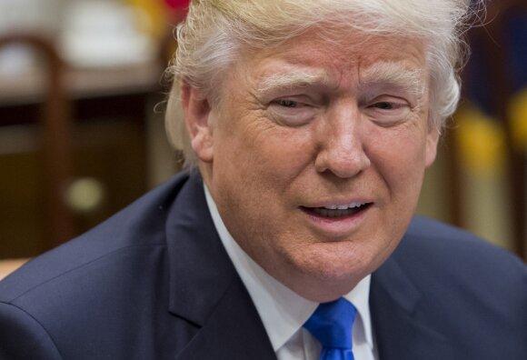 Ekspertai: D. Trumpui skelbiant prekybos karą su Kinija galiausiai pralaimės visi