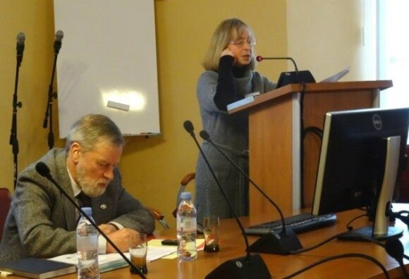 П.Лавринец и Е.Коницкая