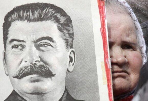 Josifo Stalino portretas