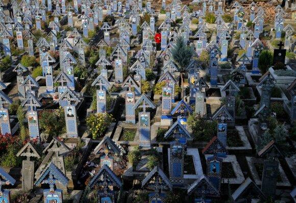 Linksmosios kapinės Rumunijoje