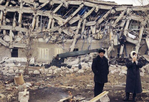 1988 metų žemės drebėjimas Armėnijoje