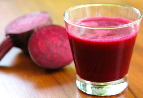 Lietuviško daržo pažiba – burokėlis – turi ir šalutinių efektų