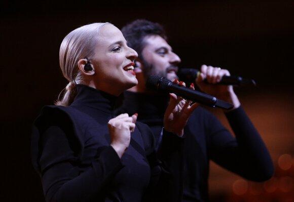 """Kiek """"Eurovizijoje"""" muzikos, o kiek politikos?"""
