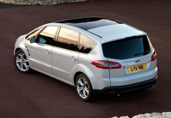 """2007 m. """"Ford S-Max"""""""