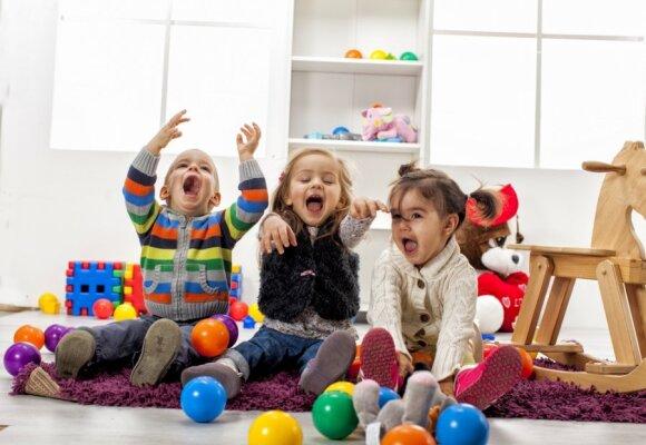 Kaip vystosi vaiko kalba