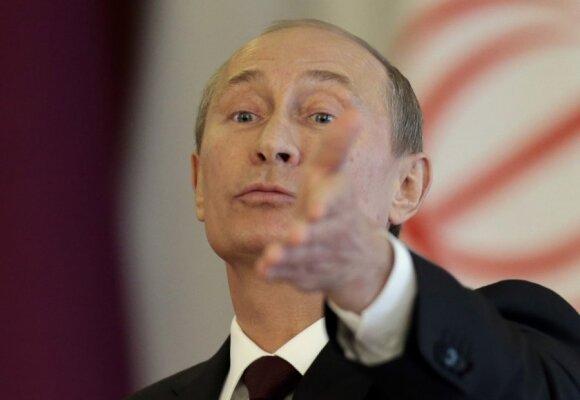 V. Normanas. Stalinizmo atgimimas Putino pavidalu
