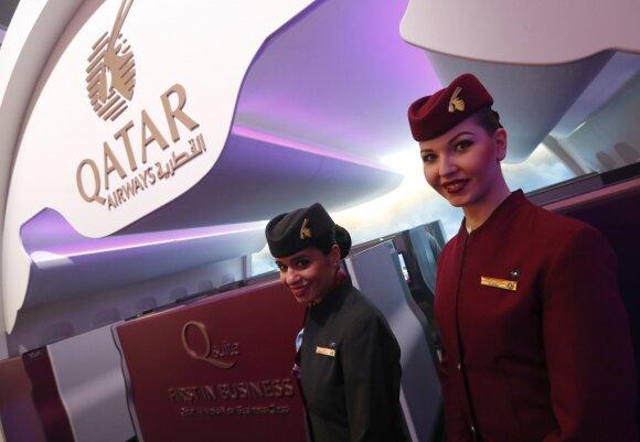 Arabai egzotiškam darbui žvalgosi lietuvaičių