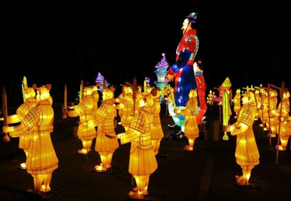 Kinijos žibintų festivalis