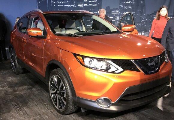 """""""Nissan Rogue Sport"""""""