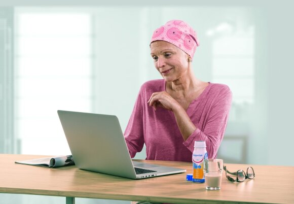 Onkologinių ligonių mityba
