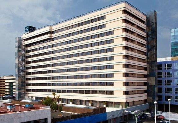 """""""AC Hotel Iberia Las Palmas"""" viešbutis"""
