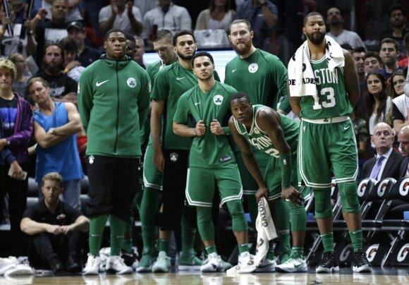 Celtics žaidėjai