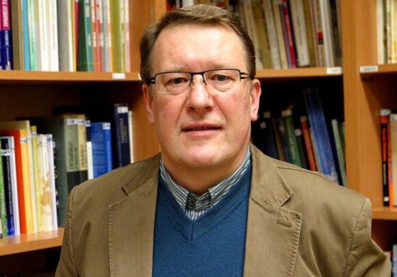 prof. dr. Vytis Čiubrinskas