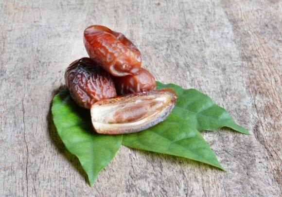 Vaisius, padedantis subalansuoti mitybą, vitaminų ir mineralų šaltinis