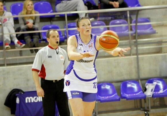 Iveta Šalkauskė (A.Barzdžiaus nuotr.)
