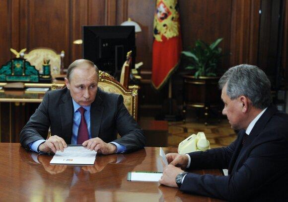 Rusijos karinė kampanija Sirijoje: pasimokyti turi ir Vakarai