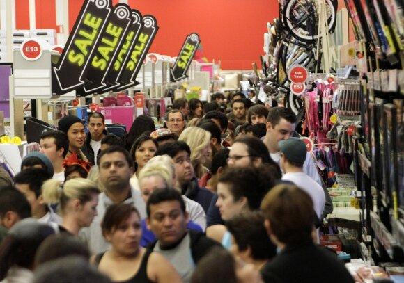 Masinė psichozė parduotuvėse: viskas prasidėjo anksčiau nei galvojate