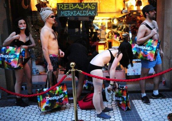 Apsipirkinėjimas Barselonoje