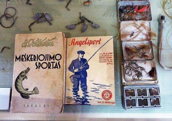 Mindūnų Ežerų žvejybos muziejuje yra net 500 metų senumo eksponatų