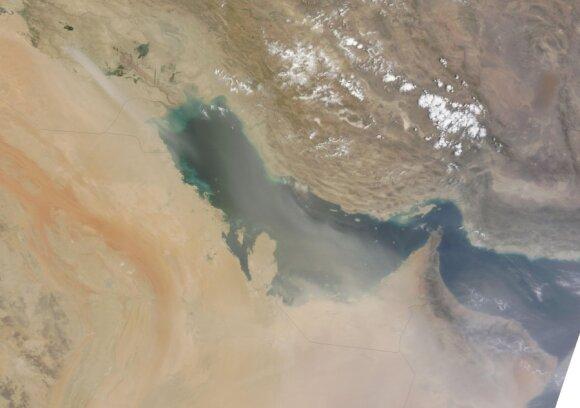 Persijos įlankos krizė: kokį žingsnį toliau žengs Iranas