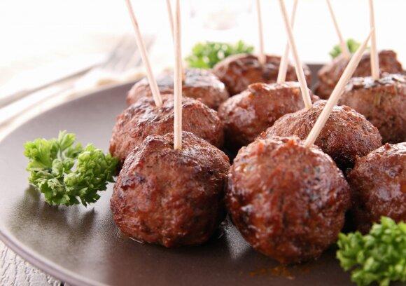 Gardumėlis: 3 patiekalai su malta mėsa