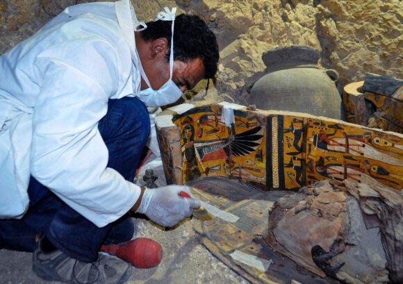 В Египте нашли мумии возрастом 3,5 тысячи лет